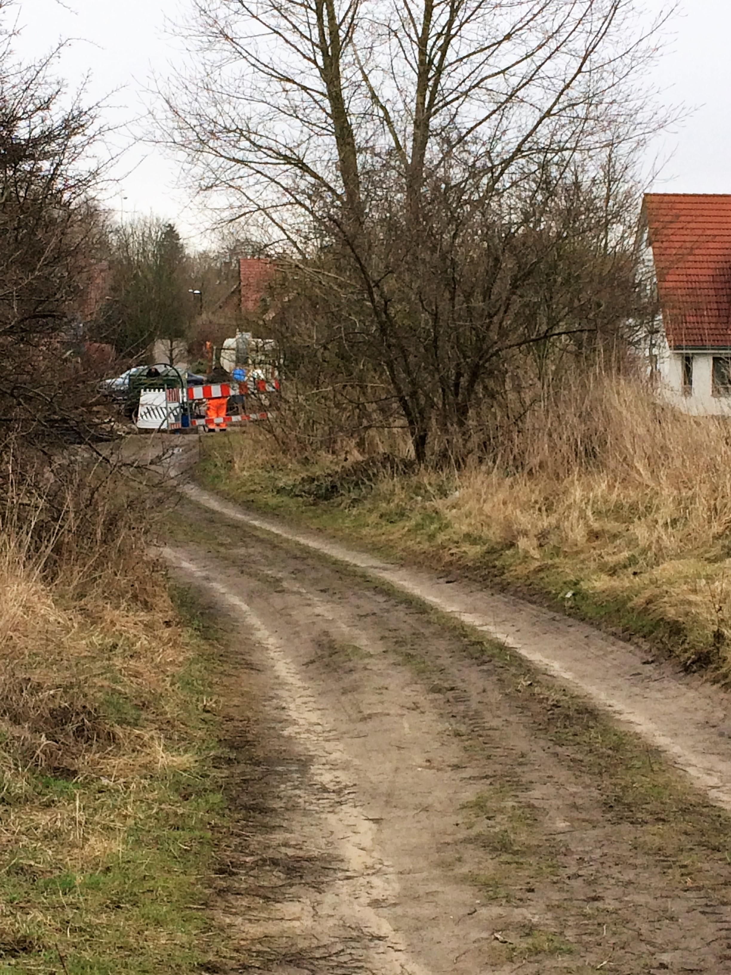 Laufen ohne Bebauungspläne 1. Erschließungsmaßnahmen für die neuen Biestower Wohngebiete?
