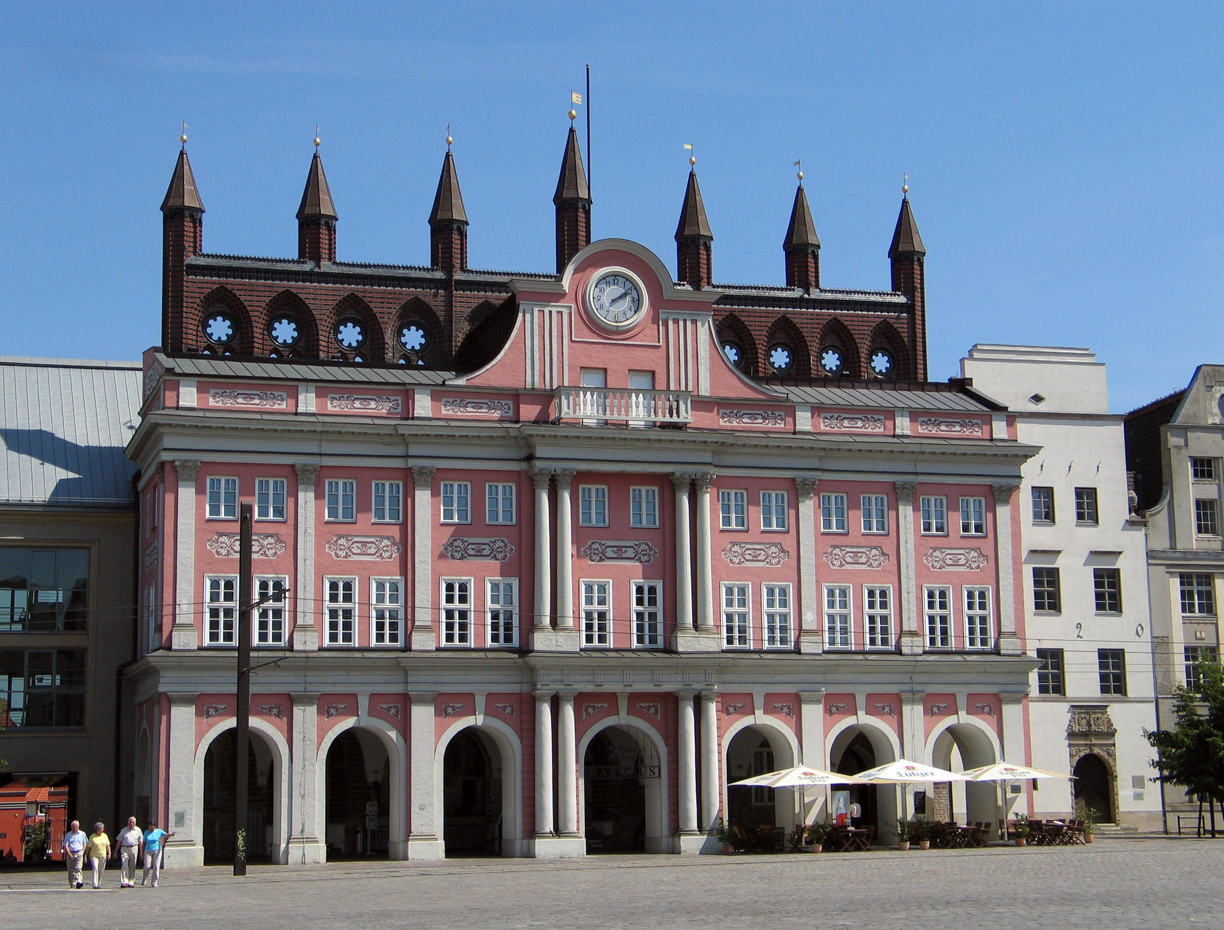 Leitlinien zur Bürgerbeteiligung in Rostock