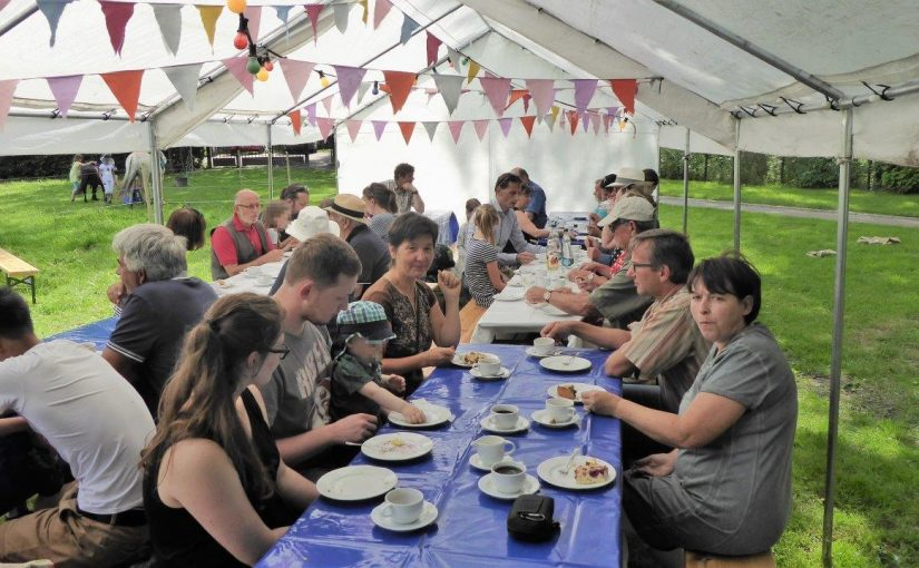 Am 08.07.2017 feierte unser Verein sein erstes Sommerfest