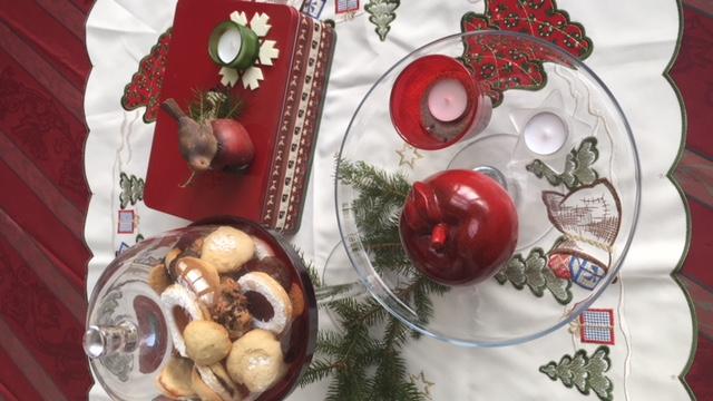 Ein frohes und besinnliches Weihnachtsfest und alles Gute für 2018